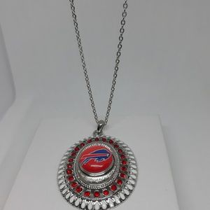 Buffalo Bills Necklace